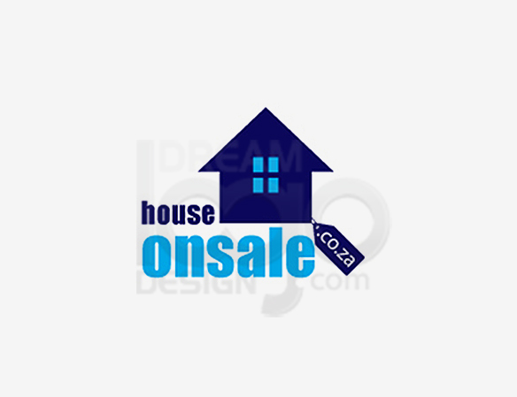 Real Estate Logo Design Portfolio 12 - DreamLogoDesign