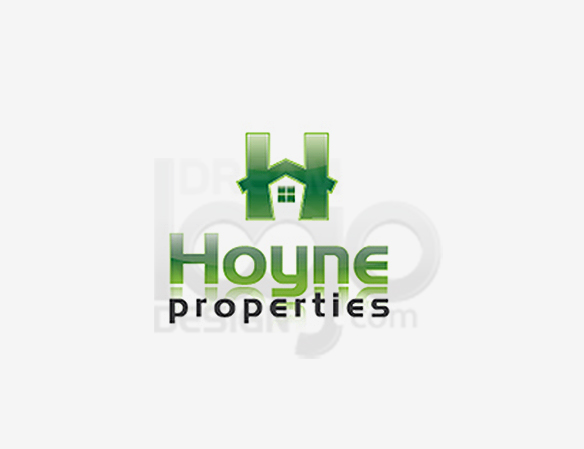 Real Estate Logo Design Portfolio 13 - DreamLogoDesign