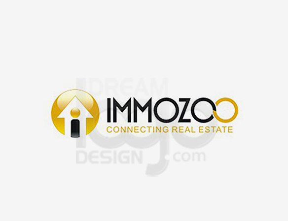 Real Estate Logo Design Portfolio 15 - DreamLogoDesign