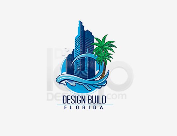 Real Estate Logo Design Portfolio 44 - DreamLogoDesign