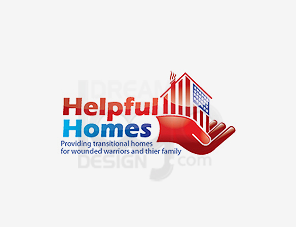 Real Estate Logo Design Portfolio 8 - DreamLogoDesign