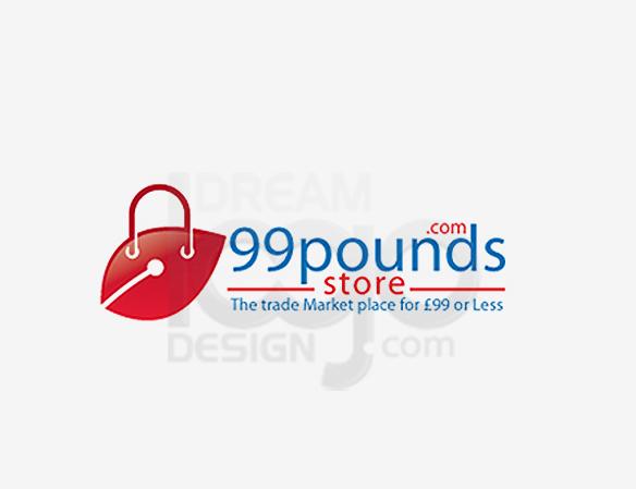 Shopping Logo Portfolio 1 - DreamLogoDesign