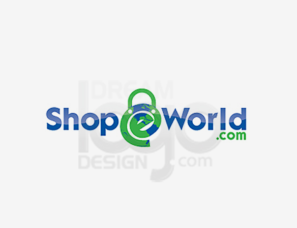 Shopping Logo Portfolio 10 - DreamLogoDesign