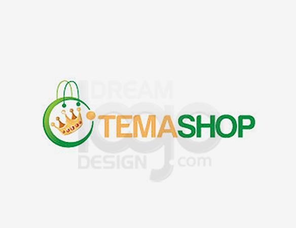 Shopping Logo Portfolio 11 - DreamLogoDesign