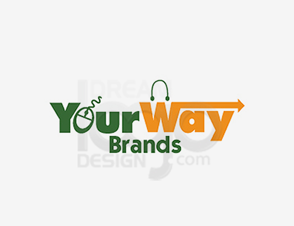 Shopping Logo Portfolio 15 - DreamLogoDesign