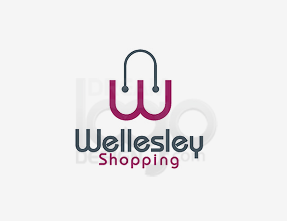 Shopping Logo Design Portfolio 24 - DreamLogoDesign