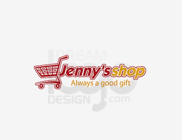 Shopping Logo Design Portfolio 5 - DreamLogoDesign