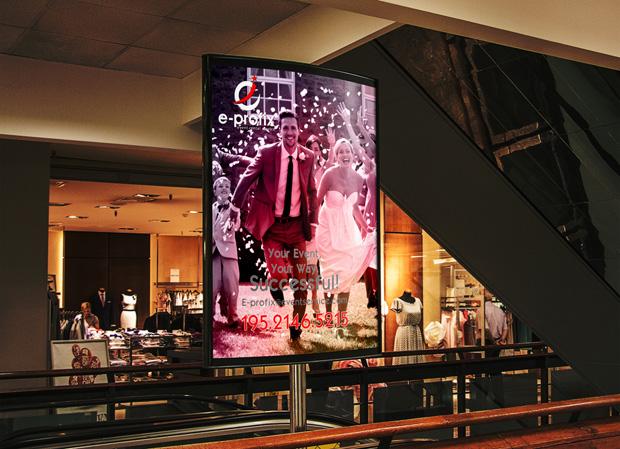 Innovative Signage Design Portfolio 1 - DreamLogoDesign