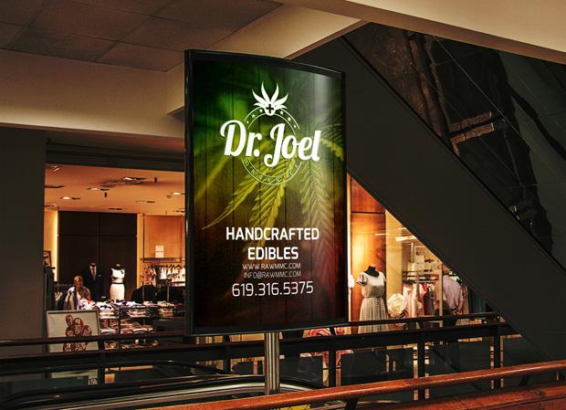 Innovative Signage Design Portfolio 5 - DreamLogoDesign