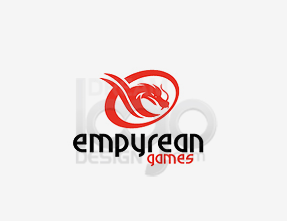 Empyrean Games Sports Logo Design - DreamLogoDesign
