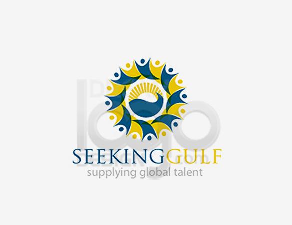 Seeking Gulf Sports Logo Design - DreamLogoDesign