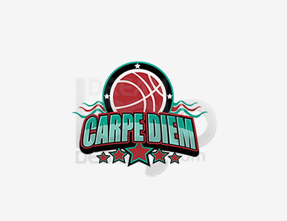 Carpe Diem Sports Logo Design - DreamLogoDesign