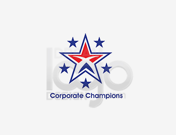 Corporate Champions Sports Logo Design - DreamLogoDesign