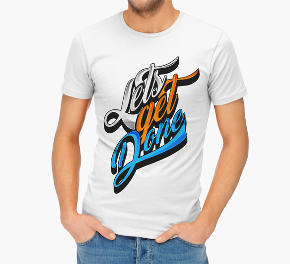 Custom T-Shirt Design Portfolio 23 - DreamLogoDesign
