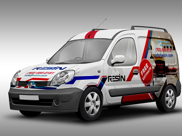 Vehicle Wrap Design Portfolio 2 - DreamLogoDesign