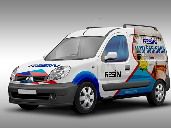 Vehicle Wrap Design Portfolio 6 - DreamLogoDesign