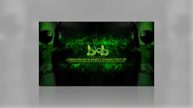 YouTube Background Design Portfolio 5 - DreamLogoDesign